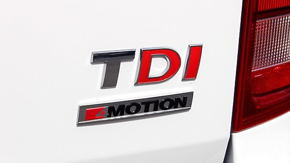Impressive Performance. Volkswagen's cutting-edge turbo-injected TDI engine with diesel particulate filter features common rail technology that injects precise amounts of fuel at extremely high pressure. This results in impressive torque and performance.
