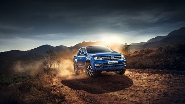 Dial up the kW with overboost. The Amarok V6 Overboost feature provides a short burst of power that ramps the engine's output up to an additional 15kW on the 550Nm and 10kW on the 580Nm while extending maximum torque delivery. With up to ten seconds of distinctly more grunt.