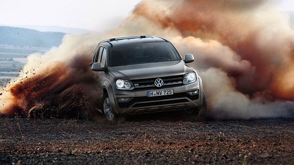 Dial up the Kw The Amarok V6 Overboost feature provides a short burst of power that ramps the engine's output up to an additional 15kW on the 550Nm and 10kW on the 580Nm while extending maximum torque delivery. With up to ten seconds of distinctly more grunt.