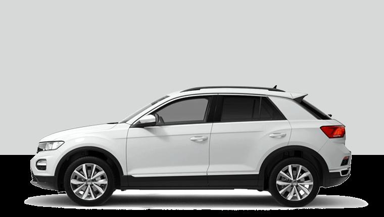 VW T-Roc TSI Life Profile