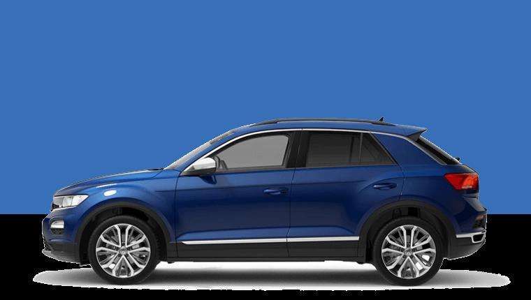 VW T-Roc TSI style profile