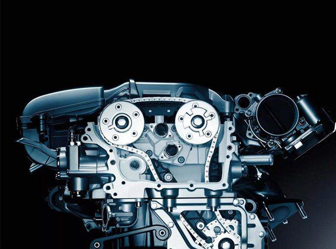 Volkswagen Touareg V8 engine