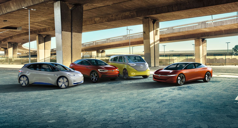 The future of Volkswagen electric mobility