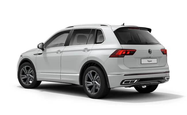 The VW Tiguan SUV | Gazley Volkswagen